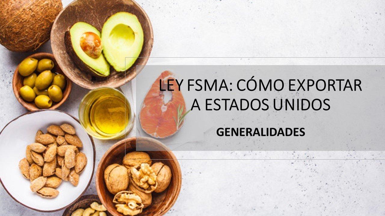 Ley FSMA
