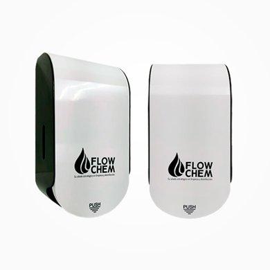 Dispensador de jabón y gel