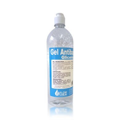 Gel Antibacterial Glicerinado