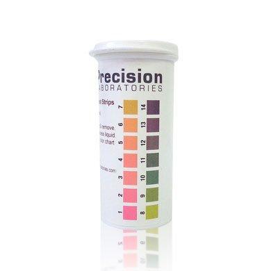 Tirillas para Medición de pH