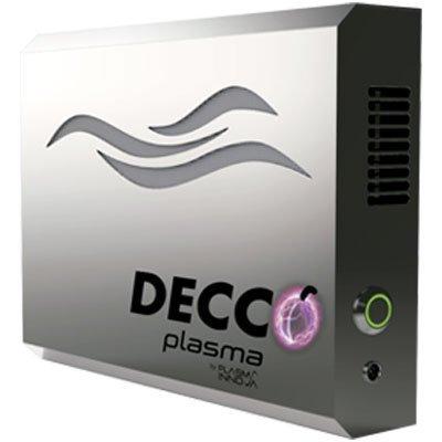 Desinfección de ambientes Decco Plasma
