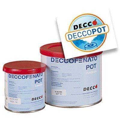 Desinfección de ambientes Deccofenato POT